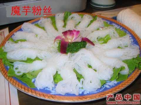 魔芋粉丝 火锅好配菜