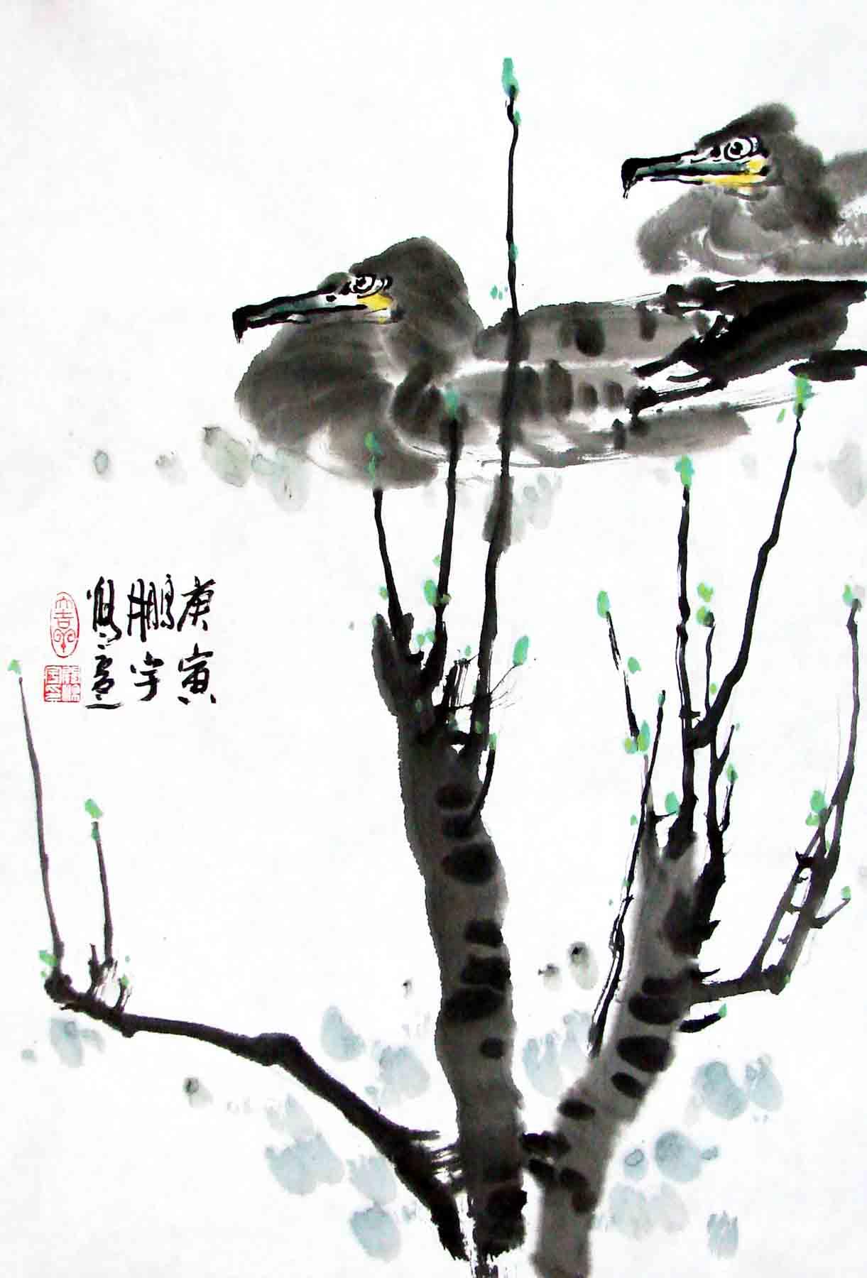 精品花鸟 3
