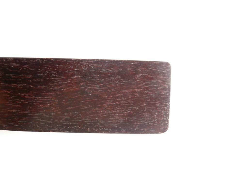 就可确定这种木材是紫檀