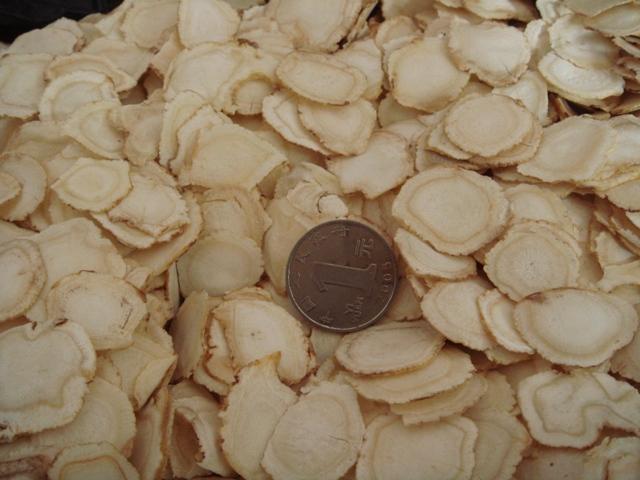 西洋参片 高档大片 茶250克