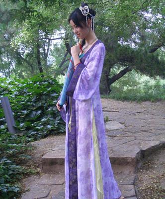 汉服:汉族传统民族服饰